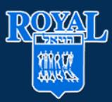 לוגו רויאל ישראל חברת ניקיון ואבטחה- ראש העין