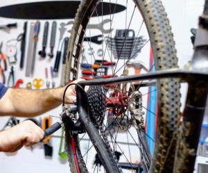 MG Bicycle Repair