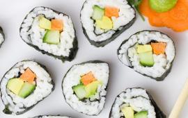 Sushi_in_the_peaks_of_the_Afek_Rosh_HaAyin